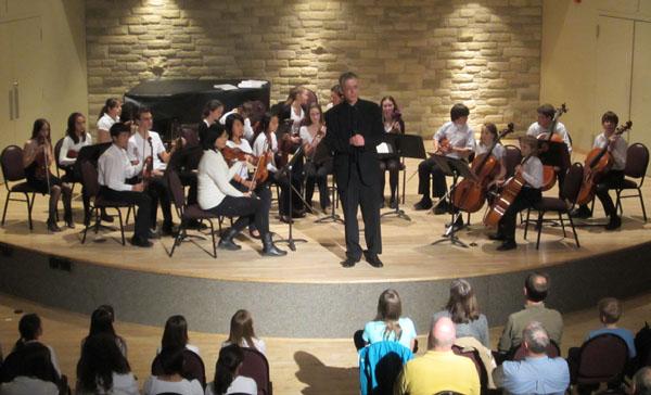 GYMC String Orchestra