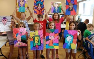 Cartooning Camp