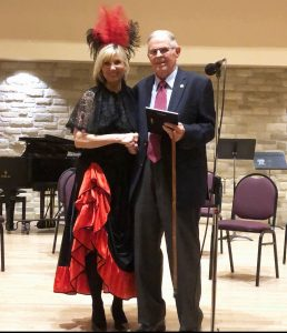 Ken Hammill volunteer award 2019